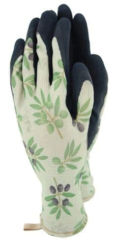 Town & Country Mastergirp Pattern Olive Glove - Small
